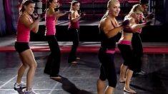 La mezcla de boxeo y pilates ayuda a relajar la mente.
