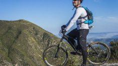 El ciclismo crece y cada vez hay más lugares en los que se sale a practicar este deporte.