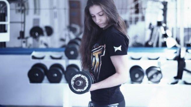 dieta en el gimnasio