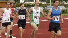 Correr dos veces al día permite aumentar nuestro kilometraje semanal.