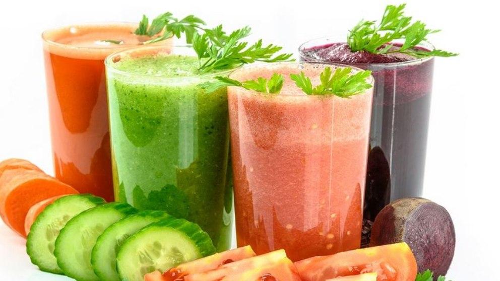 Las dietas depurativas limitan en gran medida el consumo de alimentos