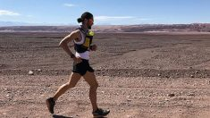 La práctica del running supone un esfuerzo continuo.