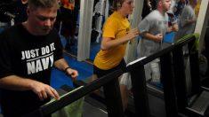 Una cinta que alcanza una gran velocidad permite hacer más ejercicio y medir nuestras progresiones.
