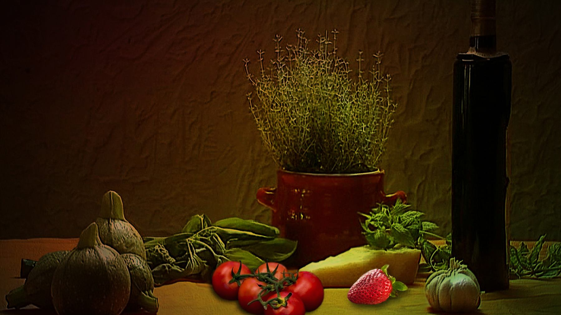 Los hábitos vegetarianos