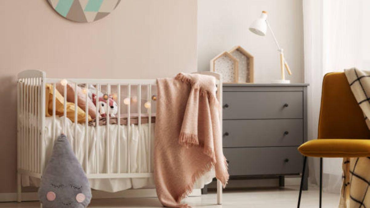 Cómo organizar y decorar la primera habitación de bebé