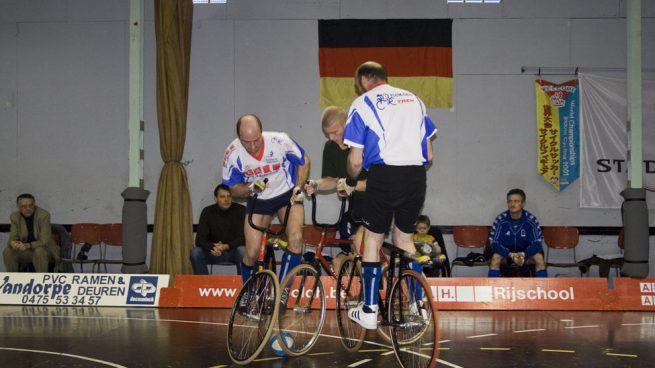 Cycle Ball: qué es y en qué consiste este deporte