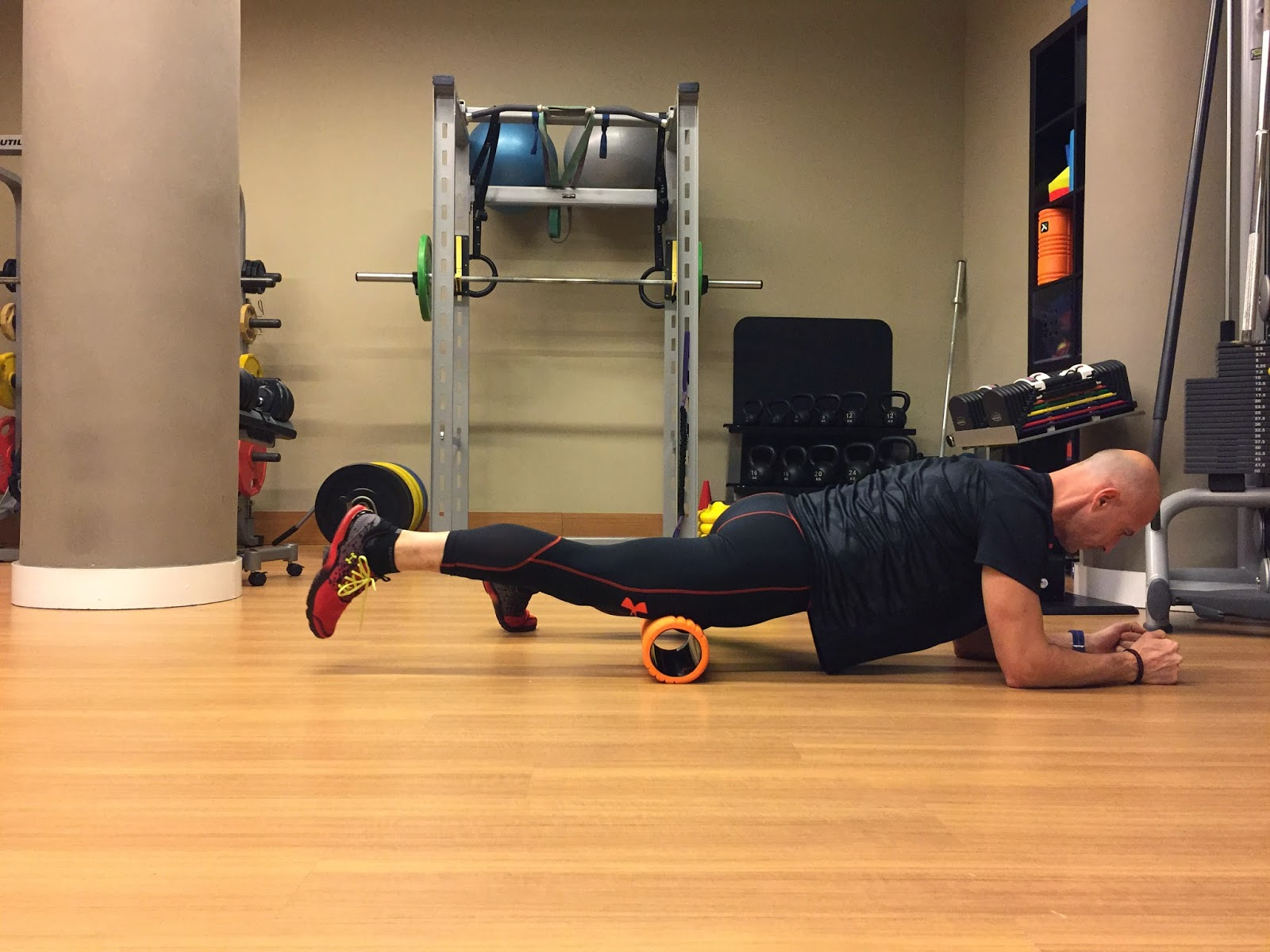 Los ejercicios que debes realizar con el Foam Roller: fáciles y para perder peso