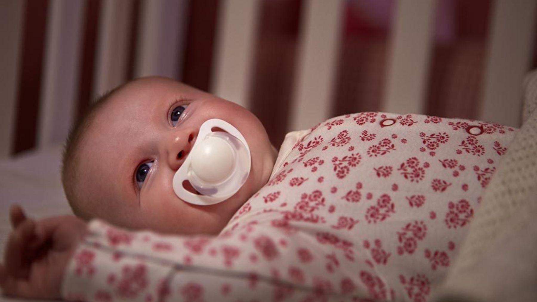 Pautas para conseguir que el bebé duerma sin sobresaltos