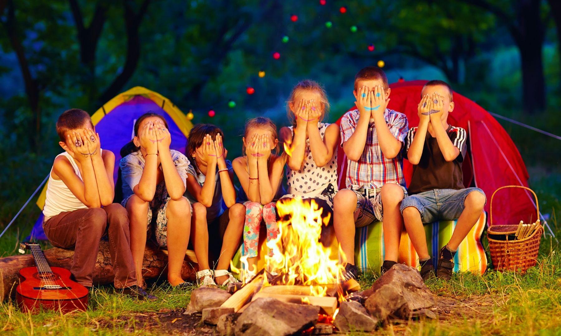 Cómo escoger un campamento de verano