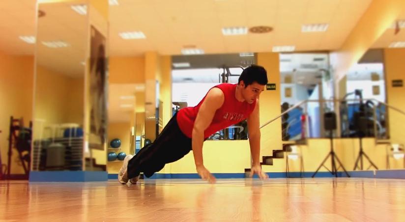 Cómo hacer una flexión perfecta