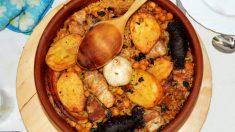 Receta de Arroz al horno con patatas: cocina tradicional valenciana