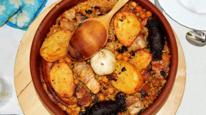 Arroz al horno con patatas: cocina tradicional valenciana