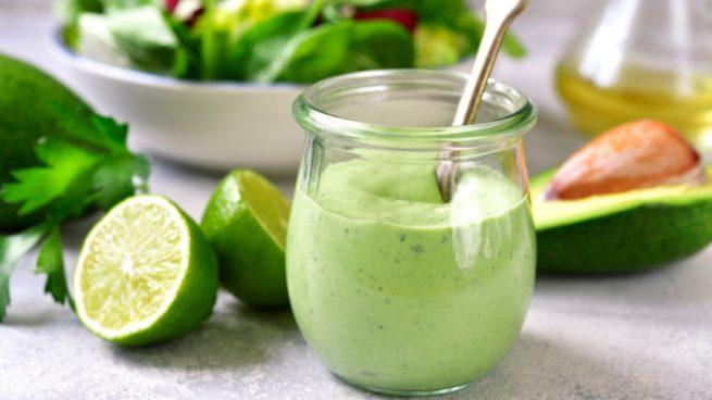 Salsa para ensaladas al estragón