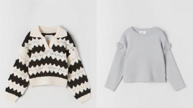 Zara ropa niñas otoño invierno
