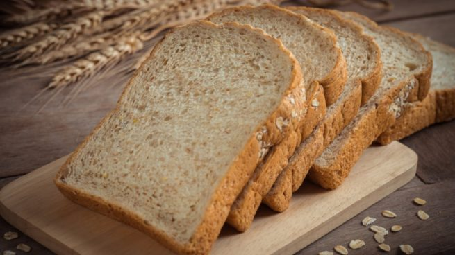 Receta de Pan de molde casero sin gluten