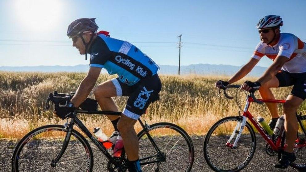 Cómo evitar calambres en la bicicleta
