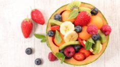 Receta de macedonia de melón y melocotón: Una receta fresca para este verano.
