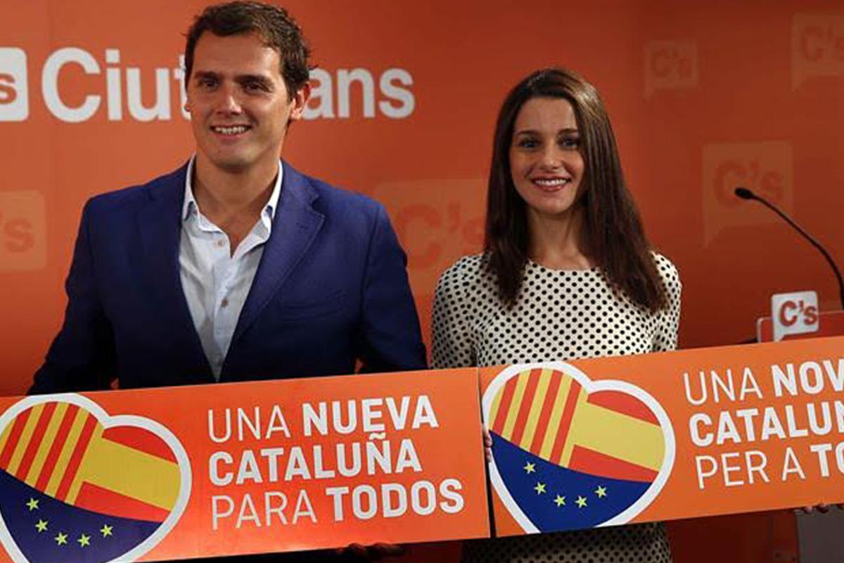 Ciudadanos ha remodelado su comité ejecutivo (Foto: EFE)