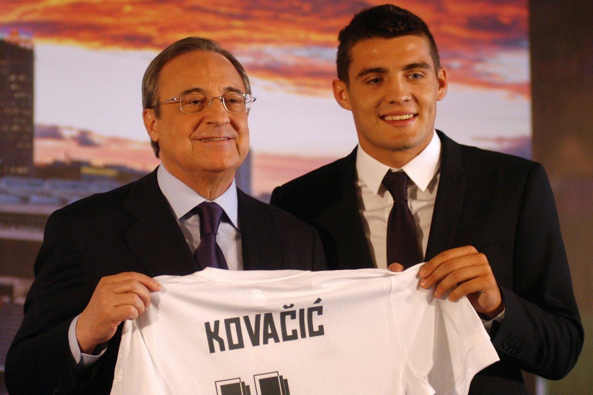 Kovacic es el último jugador llegado al Real Madrid (Foto: Getty)