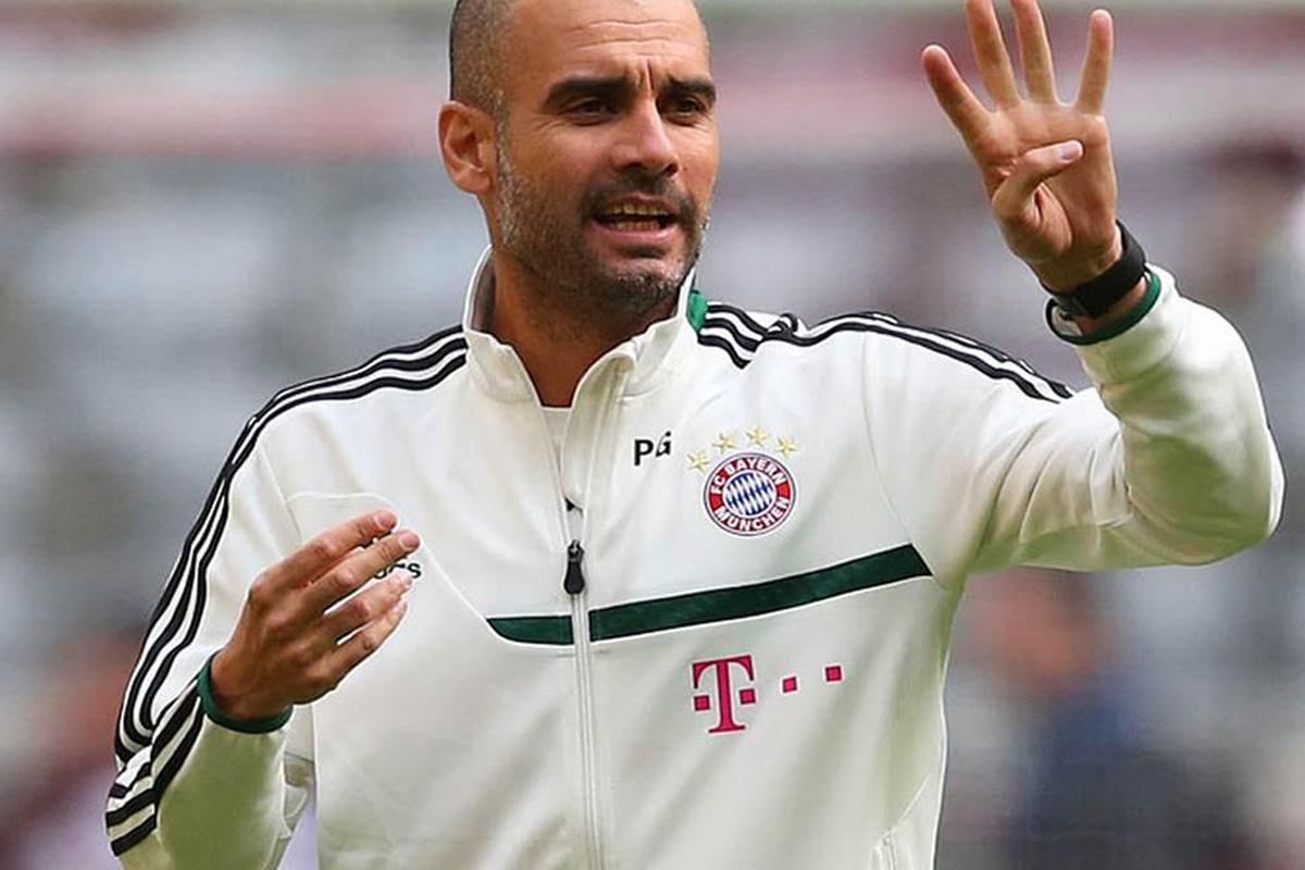 Pep Guardiola pierde apoyos en Alemania (Foto: Getty).