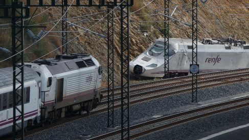 Tren accidentado en Angrois  (Photo by Pablo Blazquez Dominguez/Getty Images)