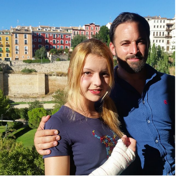 Sequi y Abascal (Instagram)