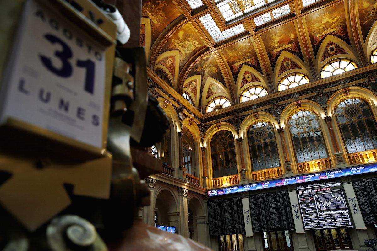 Asia y Wall Street lastran al mercado español.