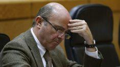 Luis de Guindos. (Foto: EFE)