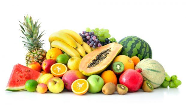 Batido tropical de mango y piña con melón