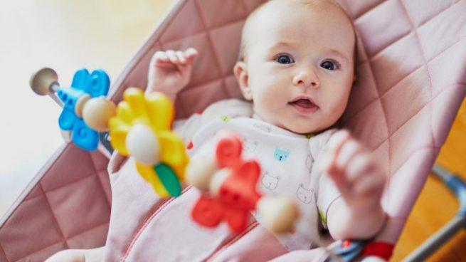 juguetes bebés 4 meses
