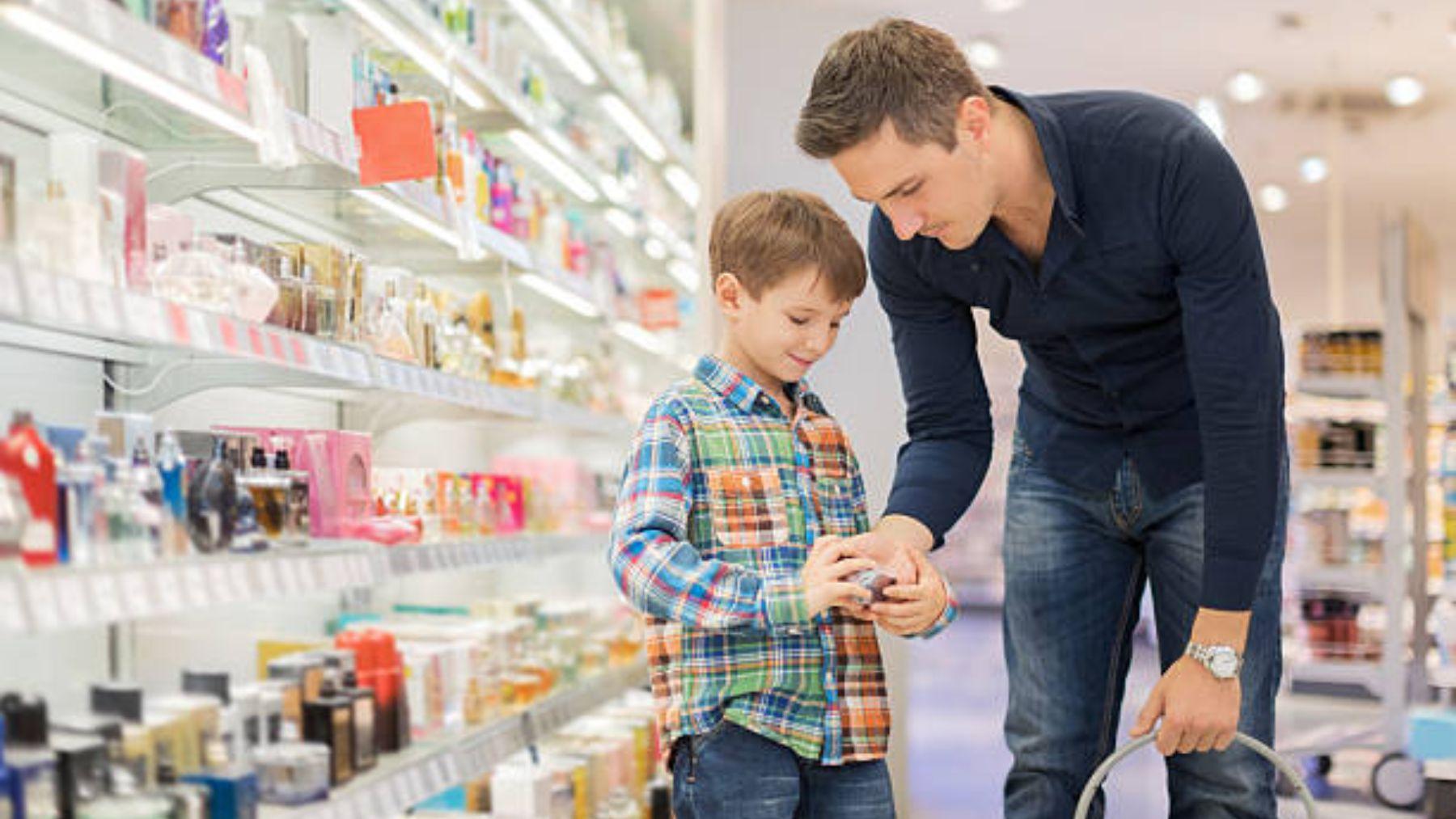 La edad en la que los niños pueden comenzar a usar desodorante