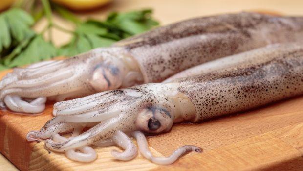 Receta de calamares al estilo mediterráneo