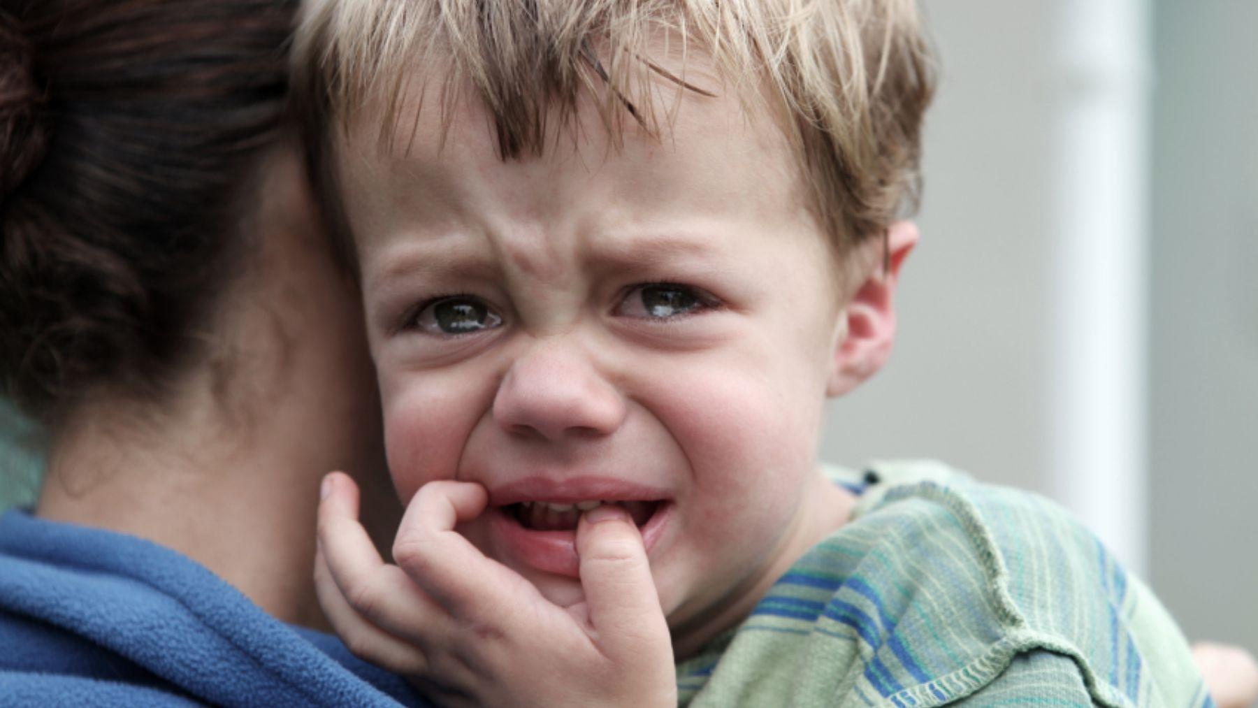 Cómo puede afectar el divorcio a un niño de tres años