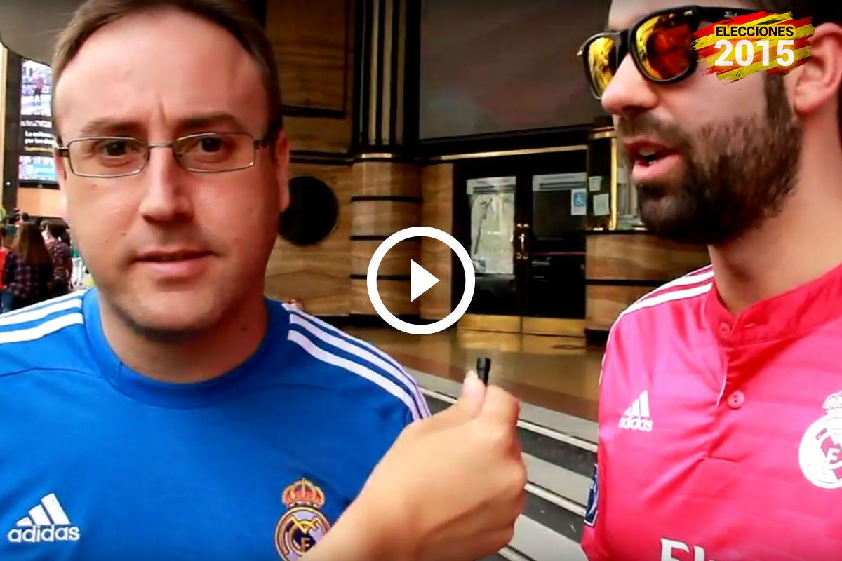 Dos de los entrevistados por Okdiario sobre el 27-S catalán.