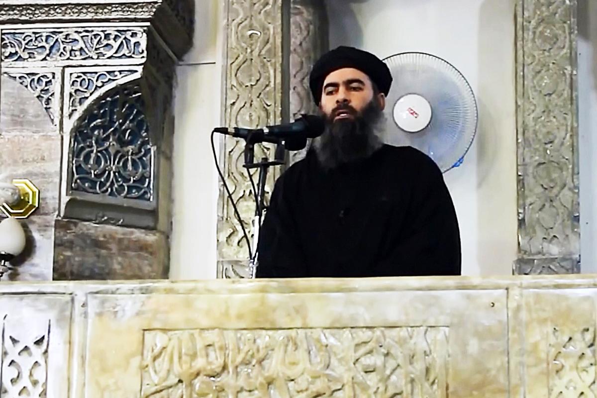 Abu Bakr al-Baghdadi era el líder del auto-denominado 'Estado Islámico', o Isis para el mundo civilizado (Foto: Getty)