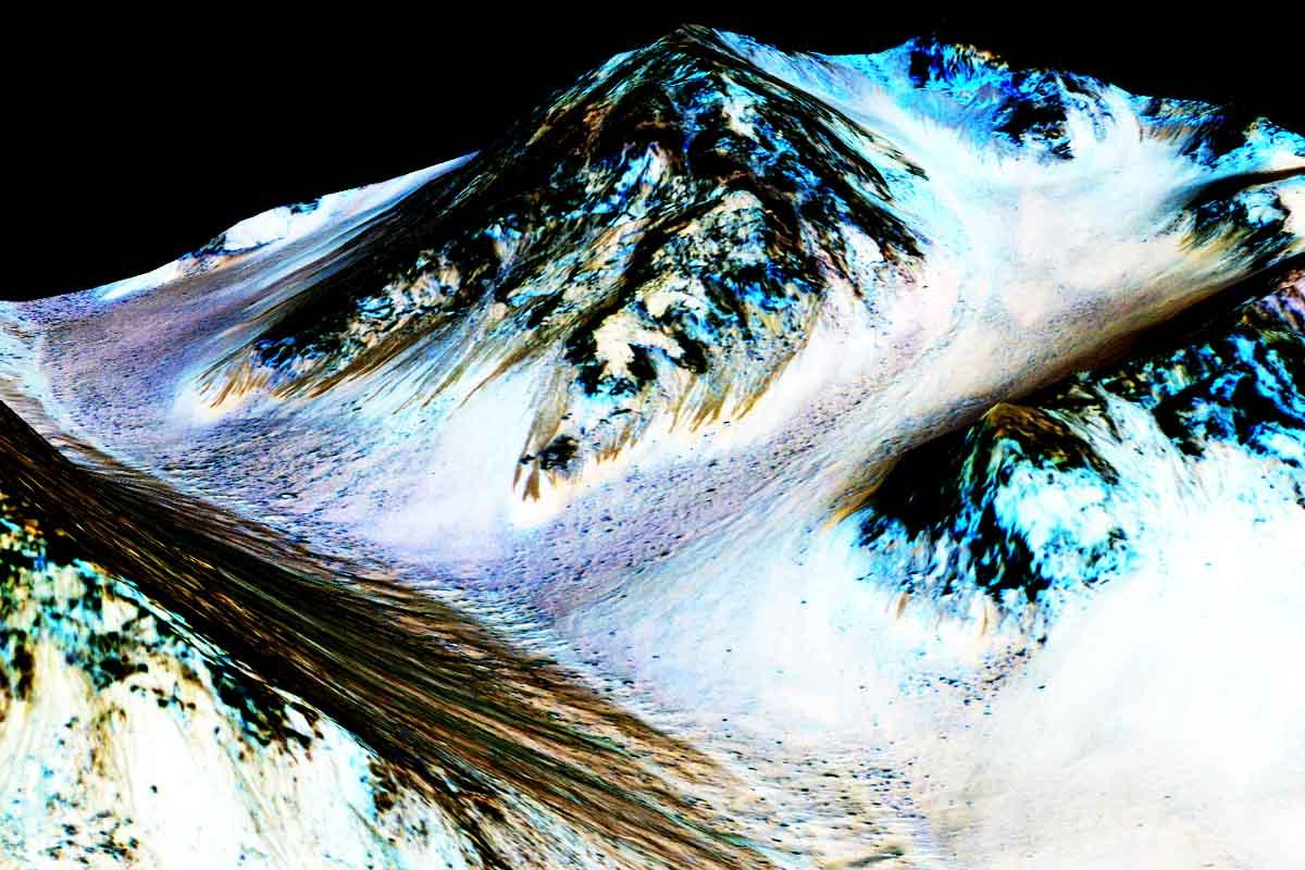 La NASA tiene evidencias de agua en marte, pero todavía no conoce su origen (Foto: Getty)