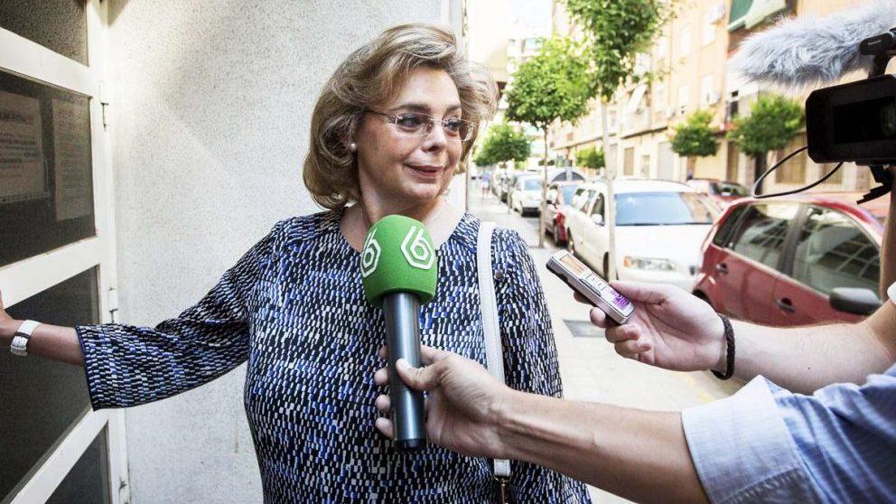 María José Alcón. (Foto: EFE)