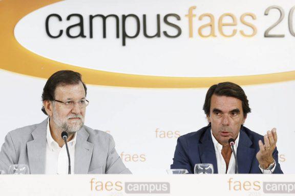 jose-maría-aznar-Mariano-Rajoy