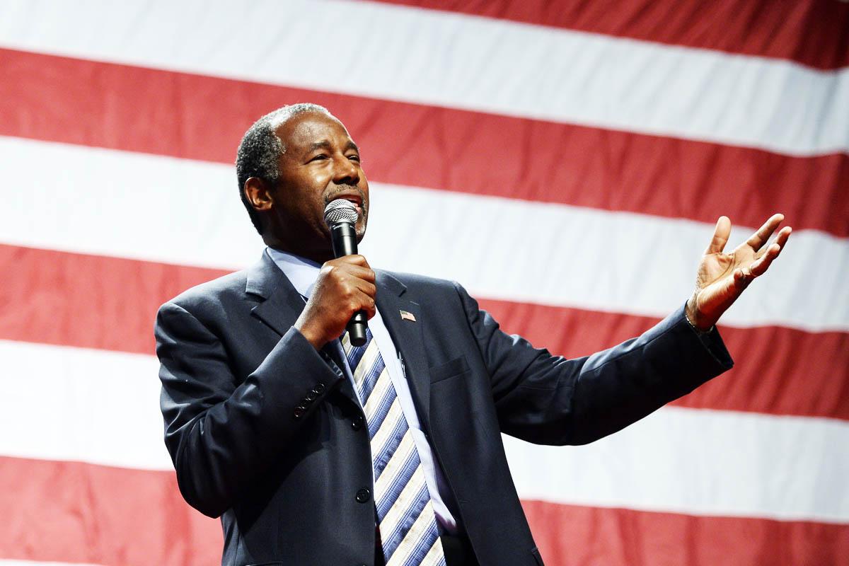 La polémica que ha creado Ben Carson podría condicionar la batalla por la candidatura republicana (Foto: Getty)