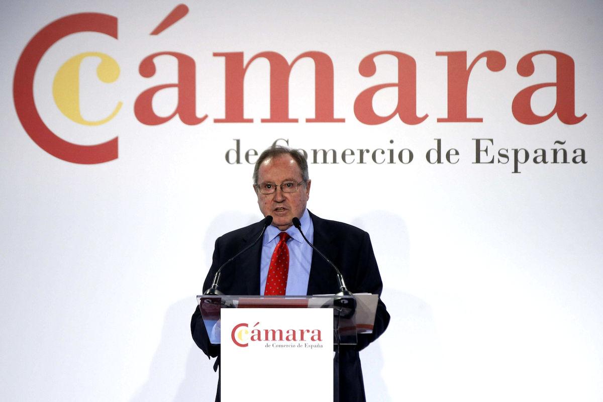 José Luis Bonet, presidente de la Cámara de Comercio y presidente de Freixenet. (EFE)
