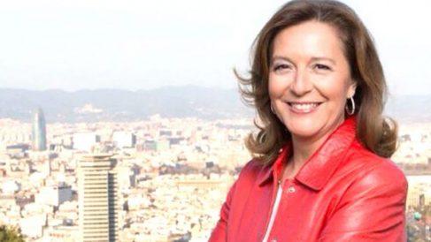La portavoz de Ciudadanos en el Ayuntamiento de Barcelona, Carina Mejías.