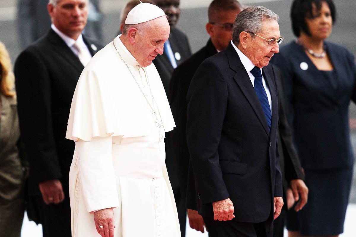 El Papa Francisco protagoniza una histórica visita a Cuba (Foto: Getty)