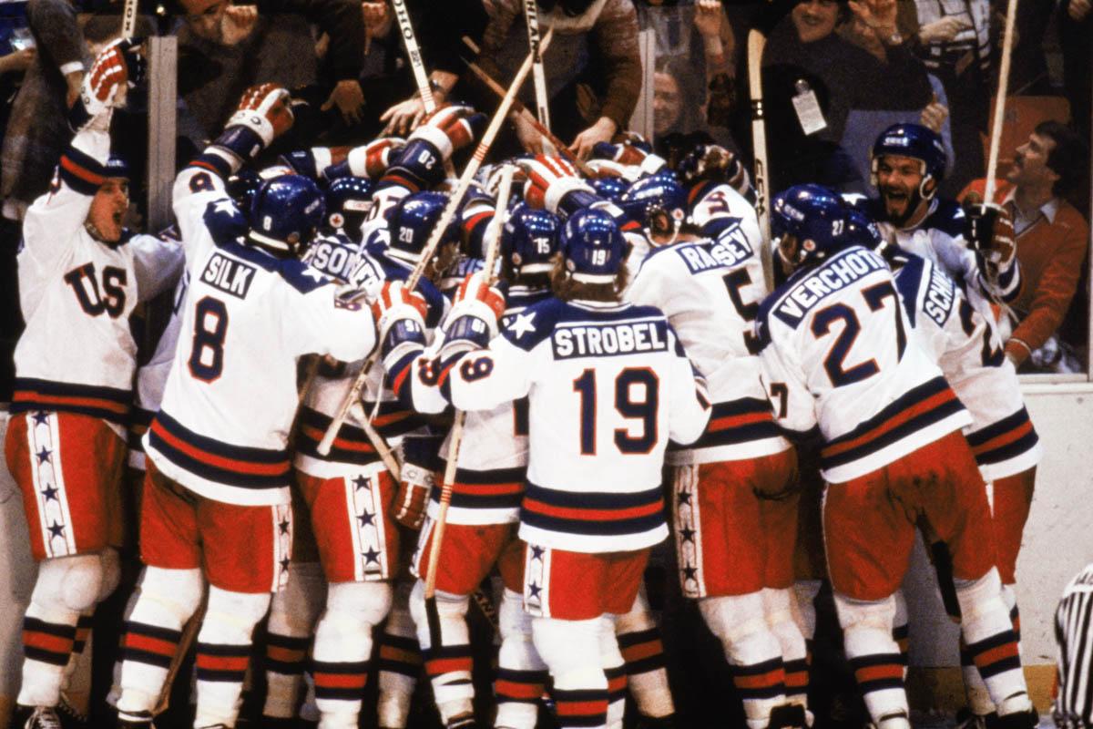 En 1980 Estados Unidos logró una sorprendente victoria sobre la Unión Soviética (1980)