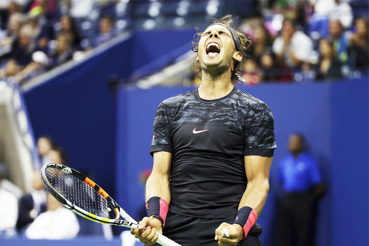 2015 ha sido el primer año en un decenio sin que Rafa Nadal no gane ningún Gran Slam (Foto: Getty)