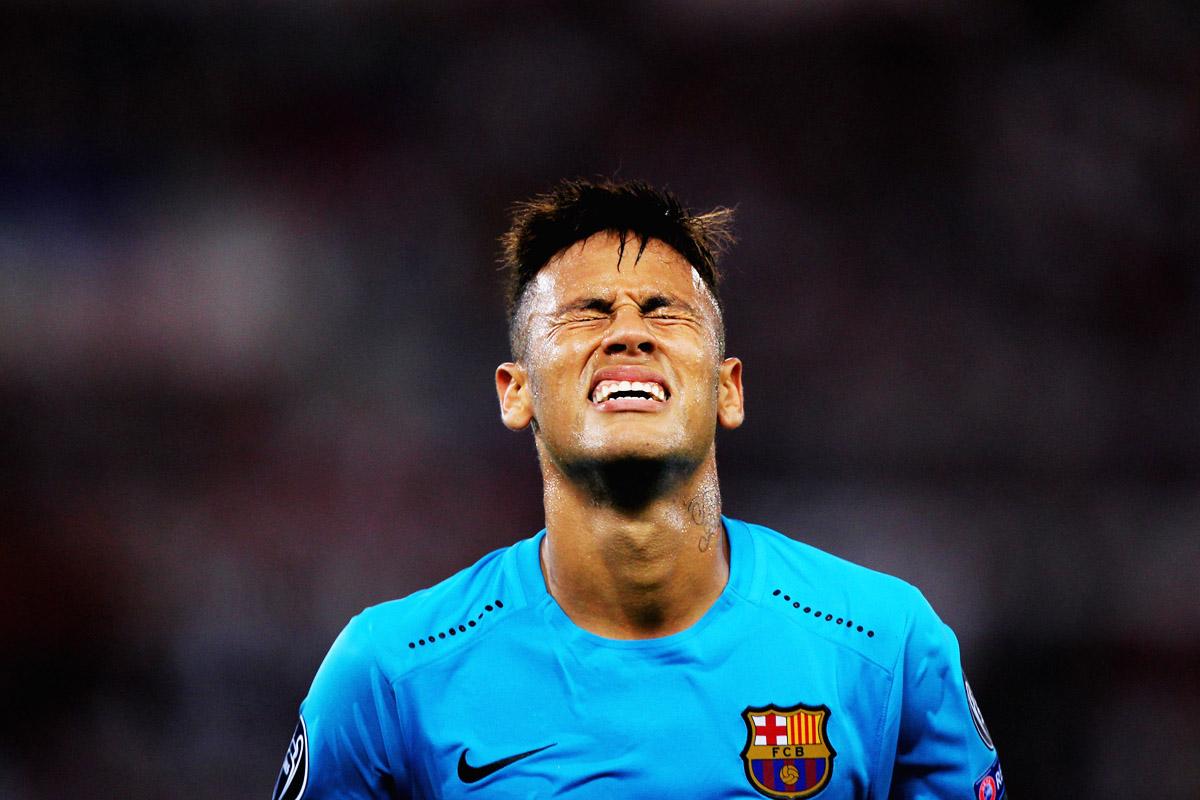 Neymar sigue arrastrando problemas con el fisco brasileño (Foto: Getty)