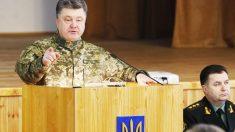 Poroshenko , presidente de Ucrania(Foto: Getty)