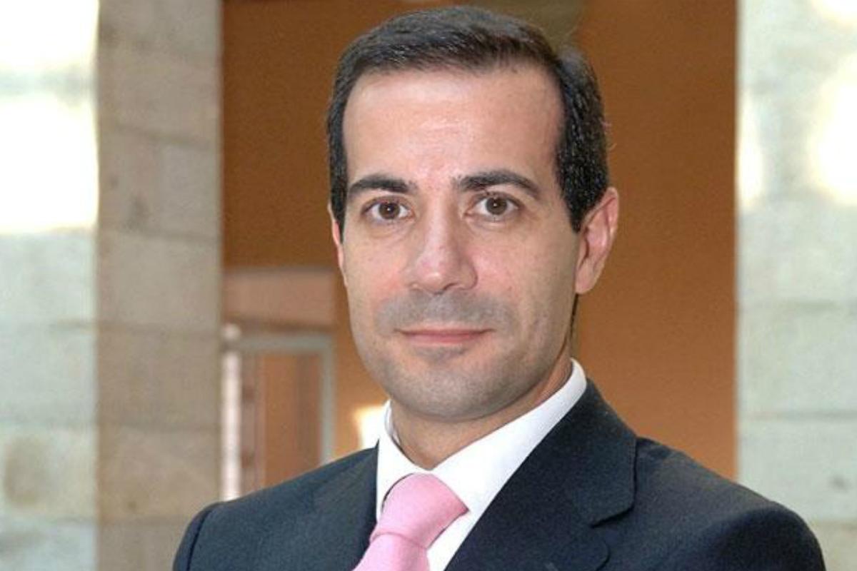 Salvador Victoria, exconsejero de Presidencia y Justicia de la Comunidad de Madrid.