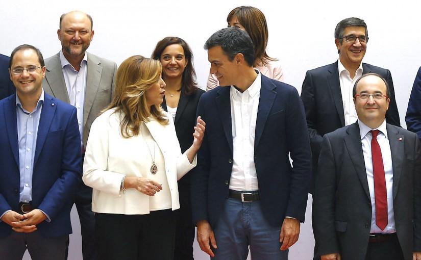 Susana-Díaz-Pedro-Sánchez