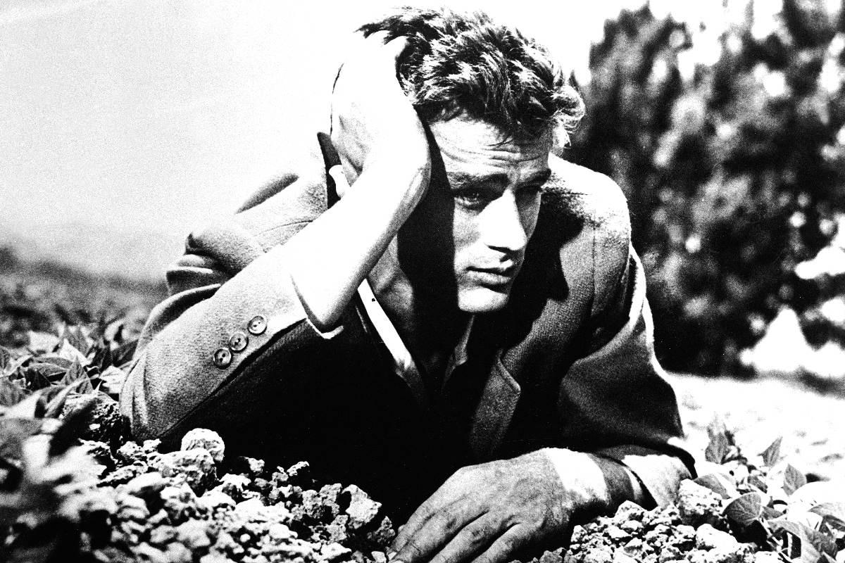 James Dean en imagen de los años 50 (Foto: Getty)