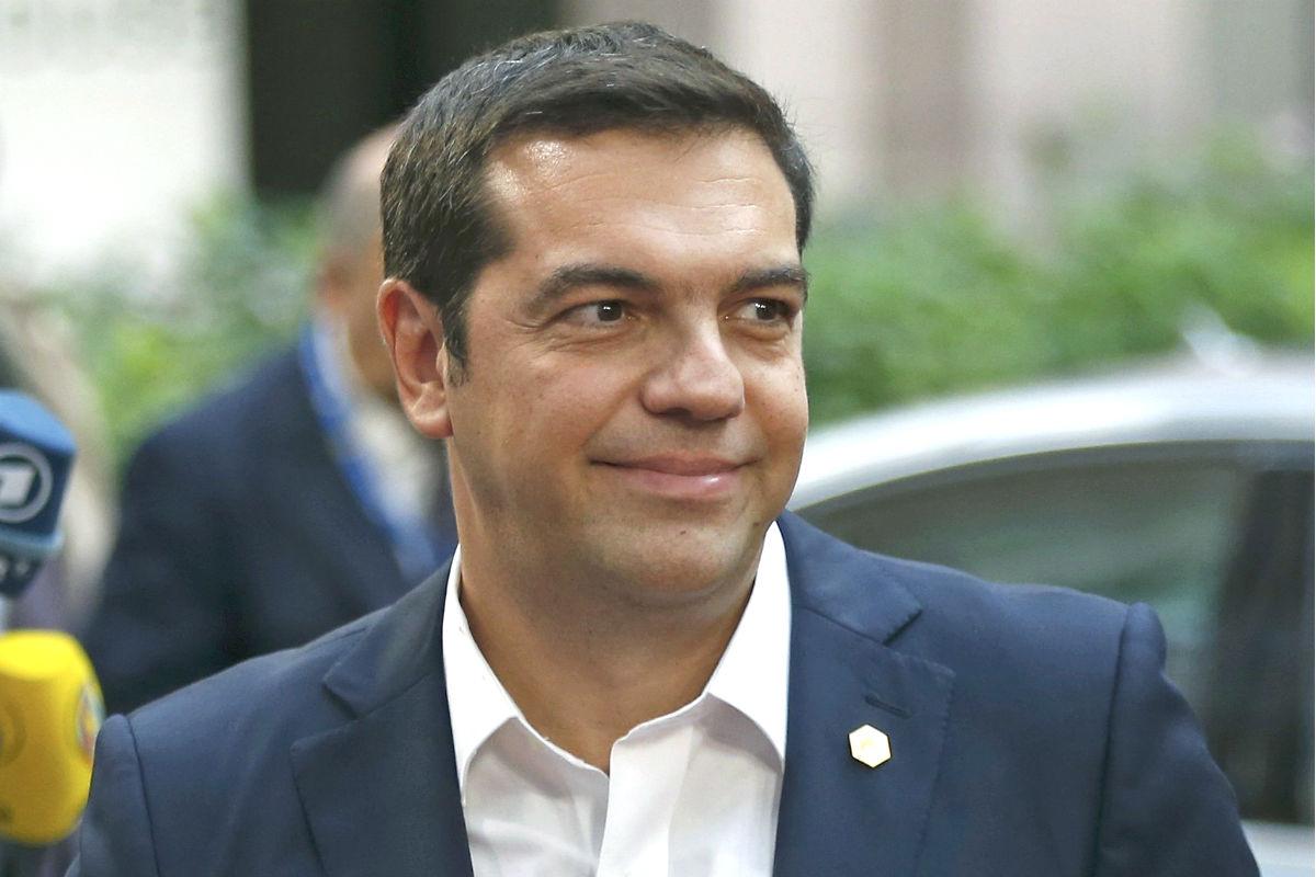 Alexis Tsipras (Foto: REUTERS)